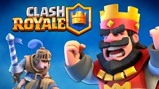 CLASH ROYALE - NEW TRAILER FROM SUPERCELL!!!(, 2016-01-04T23:10:26.000Z)