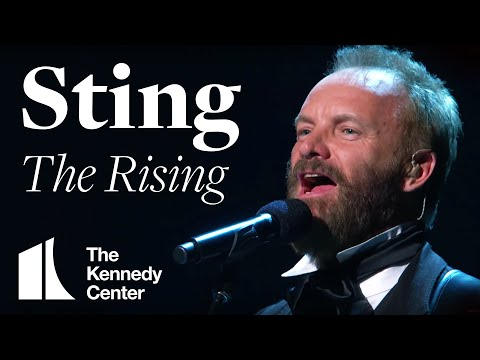 """Sting - """"The Rising"""" (Bruce Springsteen Tribute) 