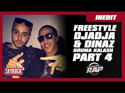 Youtube: Djadja & Dinaz feat. Douma Kalash – Freestyle inédit [Part 4] #PlanèteRap