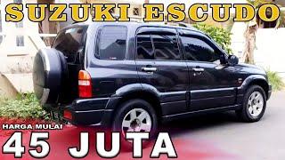 Download lagu INFO HARGA MOBIL BEKAS Suzuki Escudo Tahun 2000 - 2005