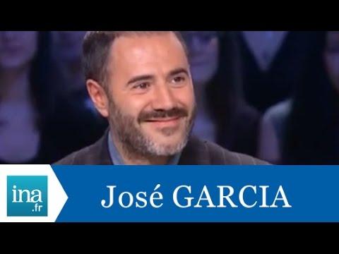 """José Garcia """"Ma vie d'acteur"""" - Archive INA"""
