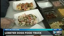 05.08.17:  PM Bounce #3   Cooking with Lobster Dogs Food Truck