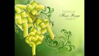 Lagu Raya : Ahmad Jais - Dari Jauh Kupohon Maaf