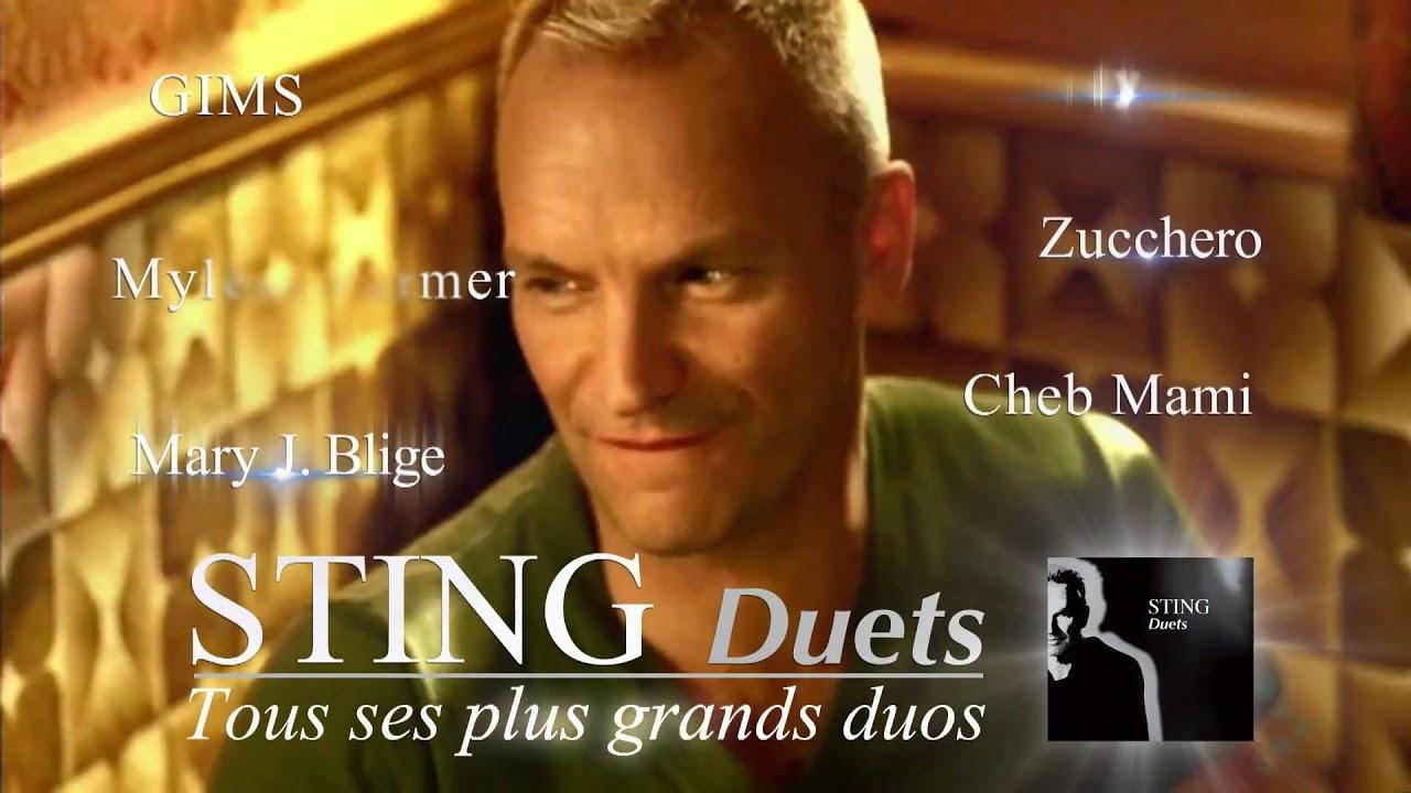 Musique de la pub   Duets / Sting 2021