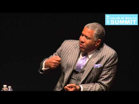 Robert Smith, Vista Equity Partners, at 2015 Color of Wealth Summit