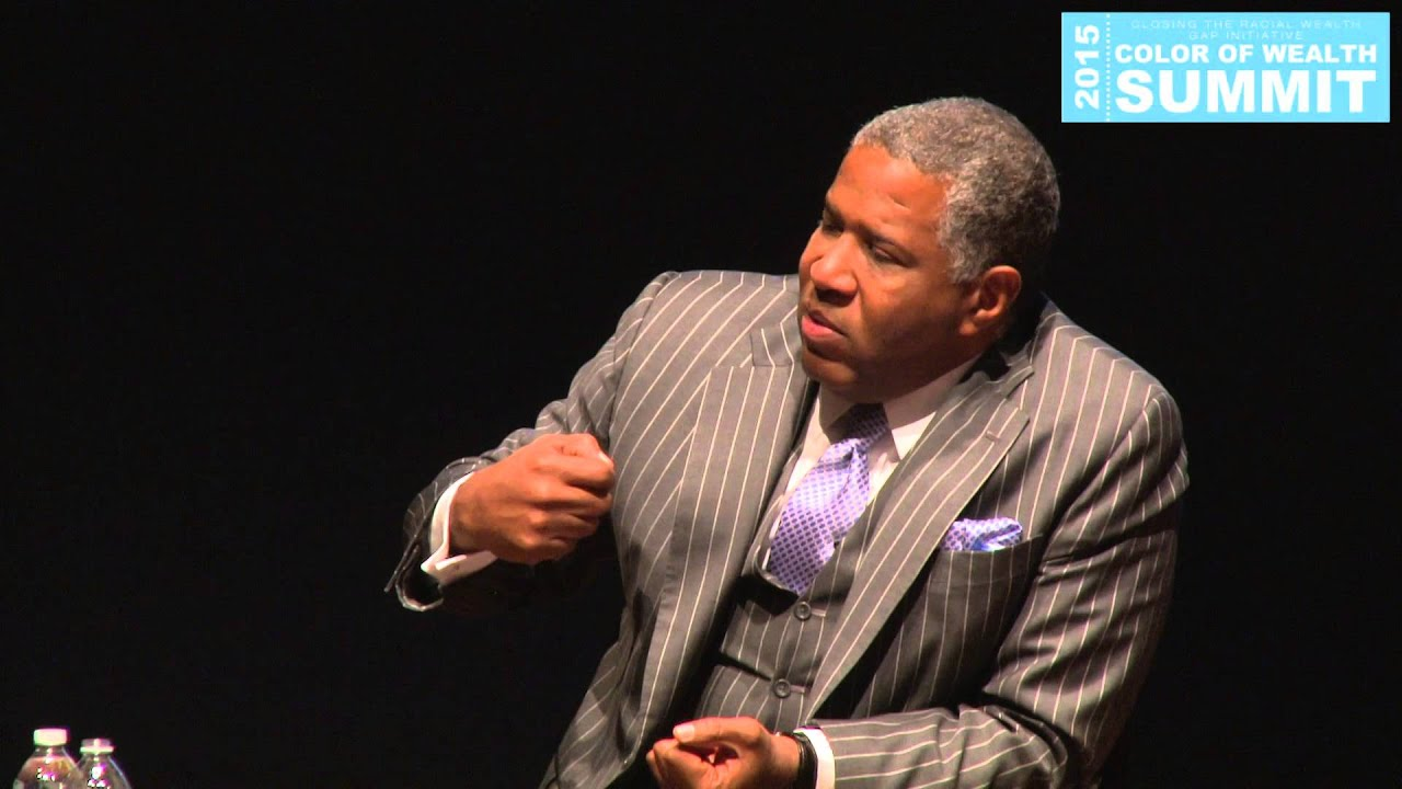 Robert Smith, Vista Equity Partners, at 2015 Color of Wealth Summit ...