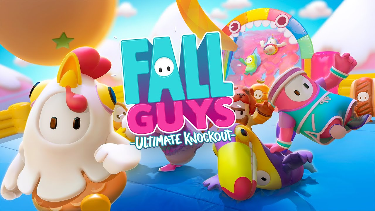Fall Guys - Jump in on August 4 - YouTube