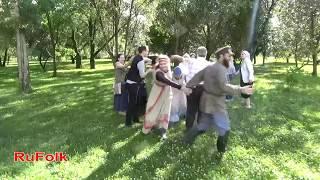 Хоровод «Заплетися плетень, заплетися» (54и)