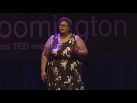 The emotional cost of being a black woman in America | Monica Johnson | TEDxBloomington