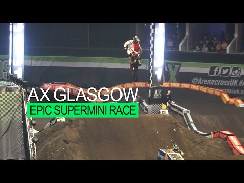 EPIC SUPERMINI RACE | AX Glasgow 2017