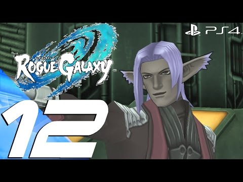 Rogue Galaxy PS4 - Gameplay Walkthrough Part 12 - Mines & Gale Boss [1080p 60fps]