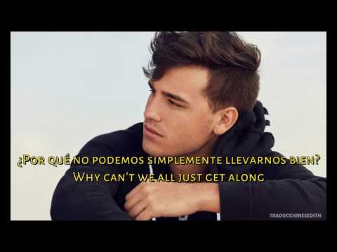 Jacob Whitesides • Why Can't We All Just Get Along (español)