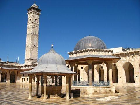 بعد دمار الحرب.. الجامع الأموي في حلب يستعد للعودة للحياة