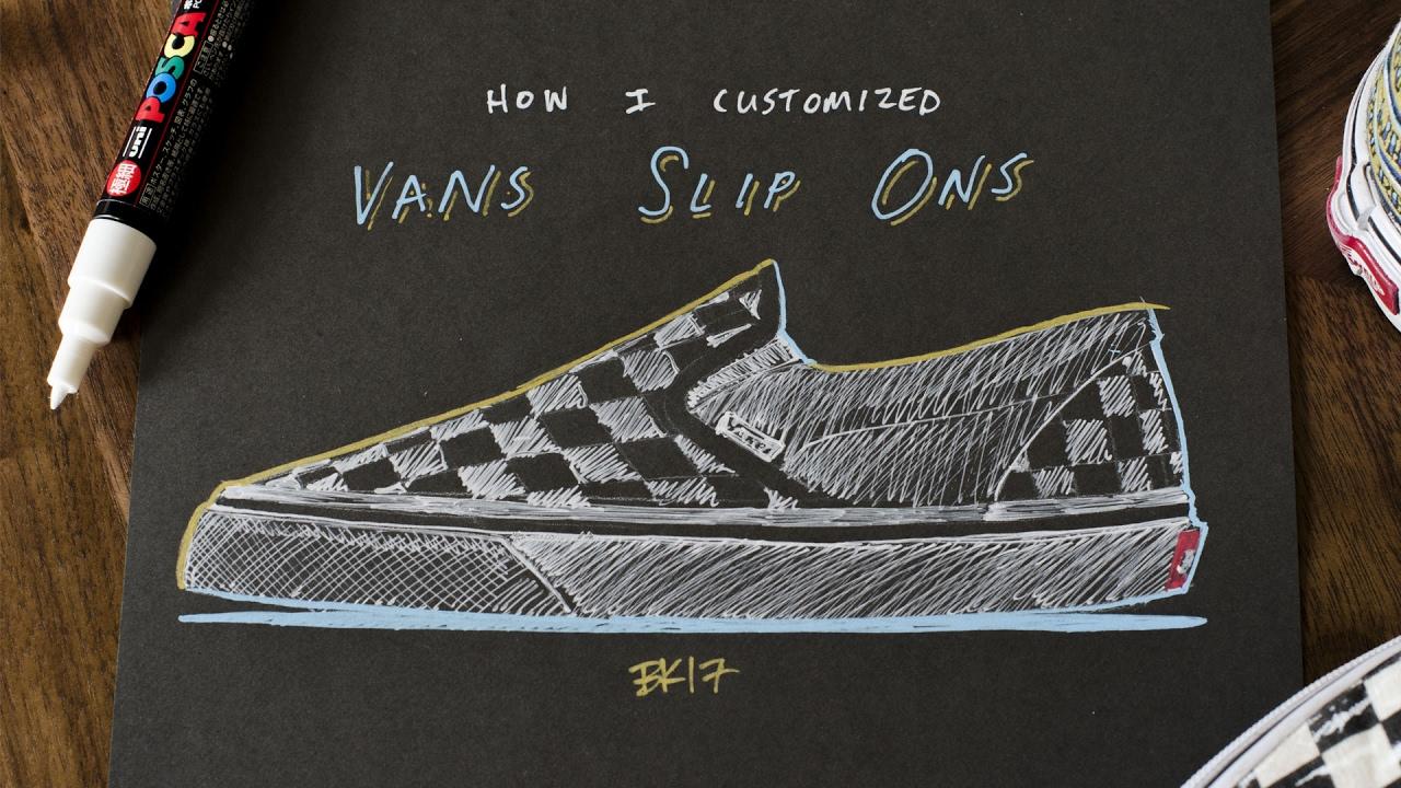 c70e264d406d1 How I customized my Vans Slip-ons for $20.