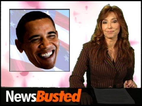 NewsBusted show  11/07/12