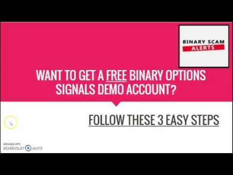 Free Forex and Binary Options Demo Accounts