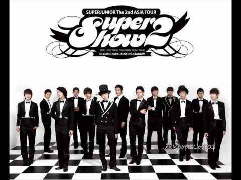 [Audio] Sorry Sorry Answer- Super Junior