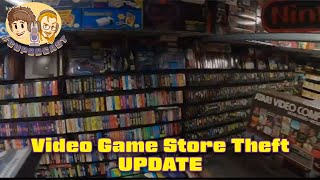 Stolen Video Games from Store Heist Recovered!