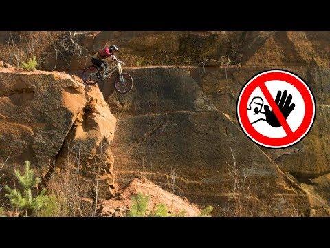 Je saute le saut le plus dangereux et ca tourne bien 😎??