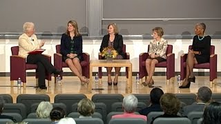 The President's Panel: A Conversation with BU Women
