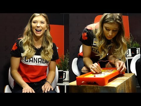 Let's Play Operation with Dara Howell, Ski Slopestyle Olympic Champion