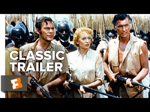 King Solomon's Mines (1950) Official Trailer - Deborah Kerr, Stewart Granger Adventure Movie HD
