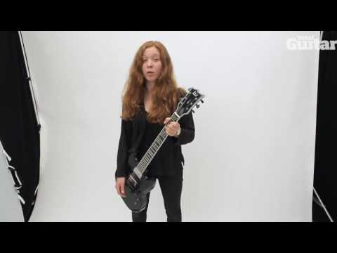 Me And My Guitar interview with Reba Meyers from Code Orange / LTD Viper-1000