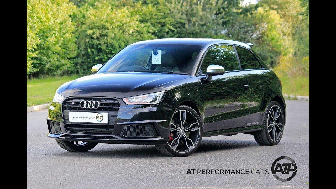 AUDI S QUATTRO SPORTBACK BLACK NAPPA LEATHER STYLING PACK - Audi performance cars