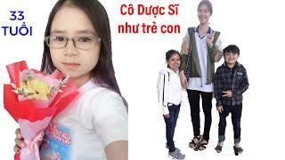 Huy Tí Hon nhận cô dược sĩ 23kg đẹp như thiên thần vào CLB Người Bé Bỏng II ĐỘC LẠ BÌNH DƯƠNG