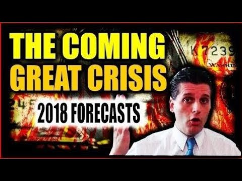 ALERT! ALERT! GREGORY MANNARINO The coming Great Crisis 2018 Forecasts
