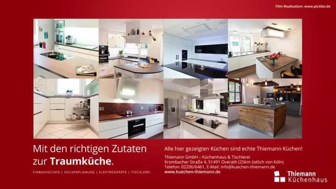 Kuchenplanung Nahe Koln Im Rheinland Kuchenhaus Thiemann In