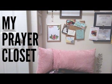 WAR ROOM: A Prayer Closet   YouTube