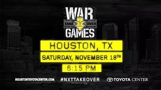 Dustin Rhodes is ready to sit front row at TakeOver: WarGames, tickets available now!