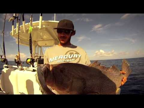Florida Offshore Fishing- Deep Water Gulf of Mexico on the Dough Maker