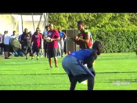 QB Kyler Murray - Allen (TX) - 2014 Nike The Opening