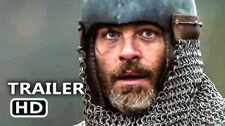 THE OUTLAW KING Trailer # 2 (NEW 2018) Chris Pine Netflix Movie HD