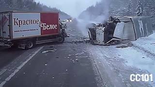 Car Crash Compilation #18 HD