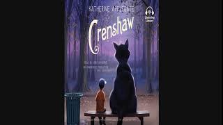 Katherine Applegate - Crenshaw - Fantaysy audiobook for kid
