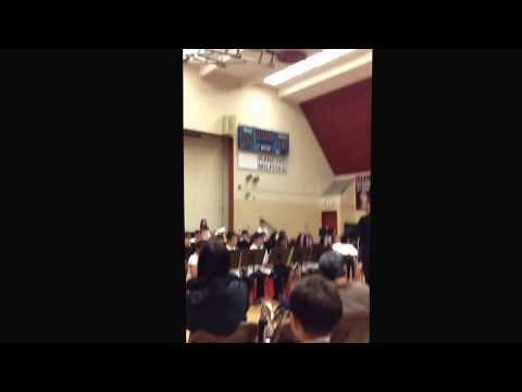 Rancho Milpitas Middle School Advanced Band: Nutcracker Suite
