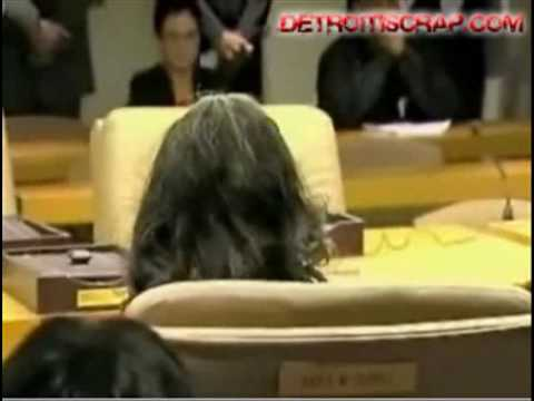 Detroit City Council Racism Part 1