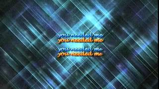 You Needed Me by Kenny Rogers featuring Dottie West