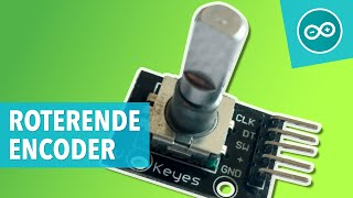 #12 Roterende encoder en interrupts