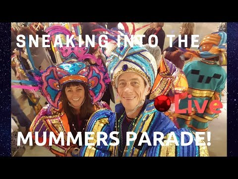 🔴Live Event The 2019 Mummers Day Parade