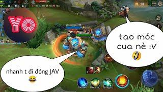 Troll Game _ Lữ Bố Chat Win Nhanh Đi Đóng Phim XX.. Và Cái Kết Khắm | Yo Game