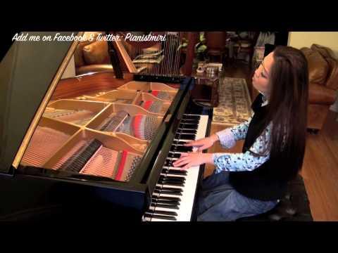 Justin Bieber  U Smile  Piano   Pianistmiri 이미리