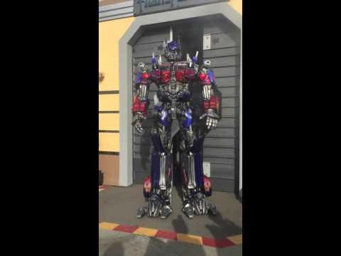 Transformers Universal Studios