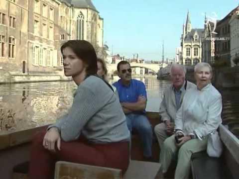 GLOBE Reisefilme, Belgien, Gent, Bootstour