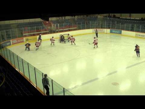 Buffalo Jr Sabres at Hamilton Red Wings OJHL Highlights February 3 2014