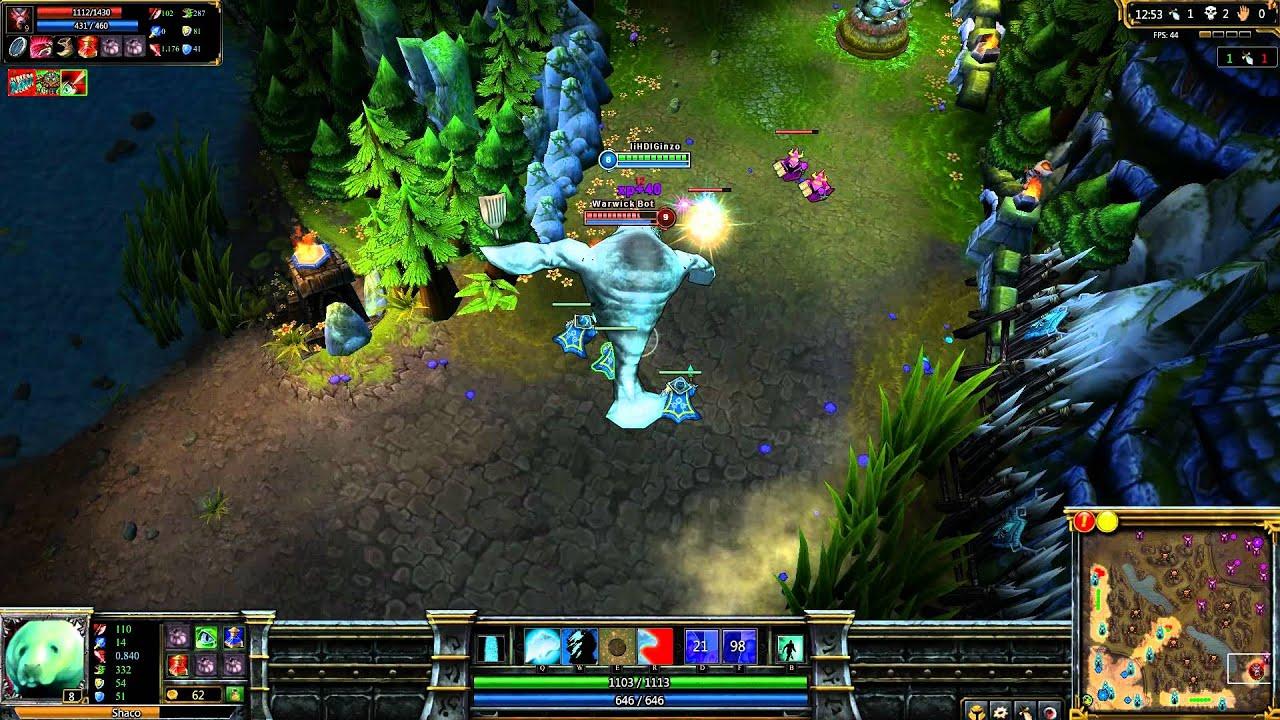League of Legends - Urf Champion Spotlight - YouTube