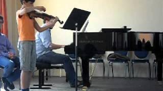 ENGINCAN KAYNAK KEMAN concert hagelandse muziek academie diest indian war dance